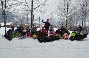 In Oostenrijk de sneeuw in met Winterweek