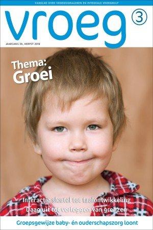 Groei is een centraal thema in deze editie van VROEG